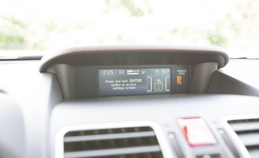 2018 Subaru WRX STI - Slide 41