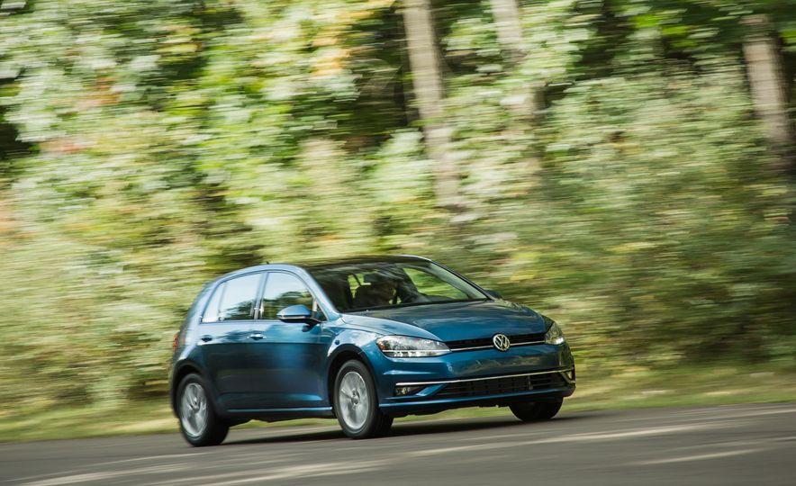 2018 Volkswagen Golf - Slide 3