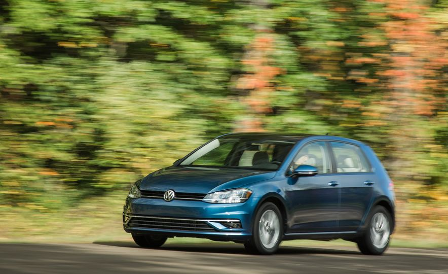 2018 Volkswagen Golf - Slide 6