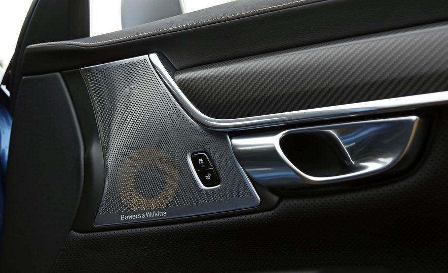 2018 Volvo V90 T6 R Design AWD - Slide 58