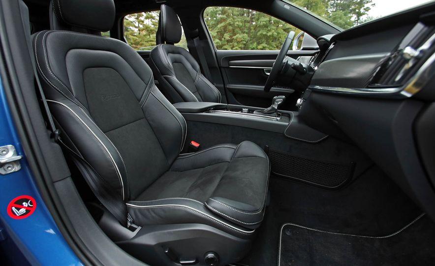 2018 Volvo V90 T6 R Design AWD - Slide 61