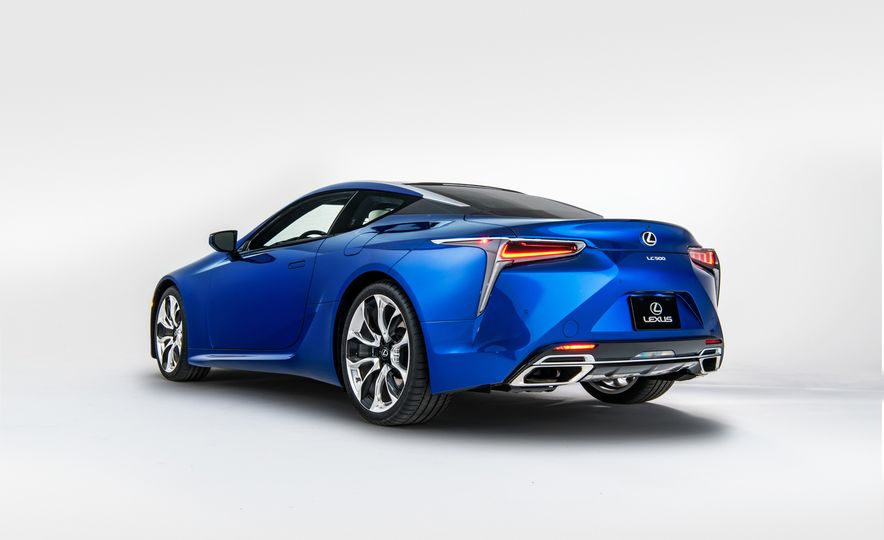 Lexus Black Panther Inspired LC concept - Slide 15