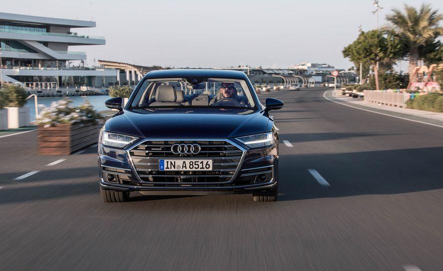 2019 Audi A8 L - Slide 43