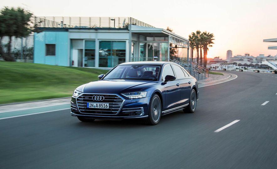 2019 Audi A8 L - Slide 45