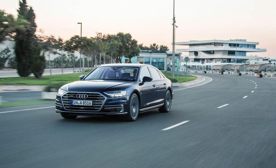 2019 Audi A8 L - Slide 46