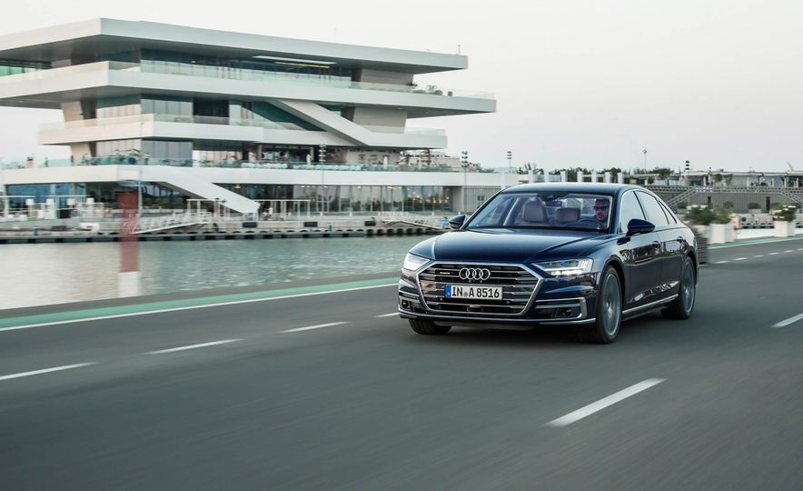 2019 Audi A8 L - Slide 47