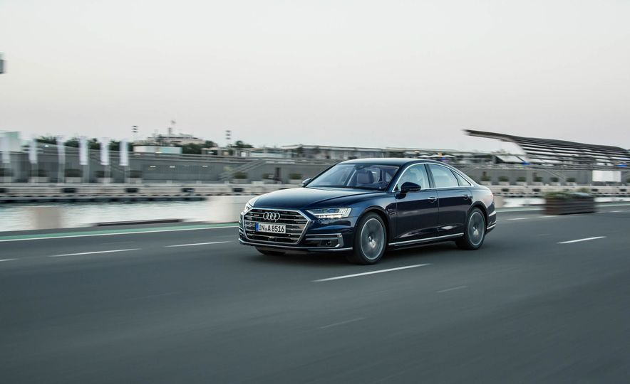 2019 Audi A8 L - Slide 48