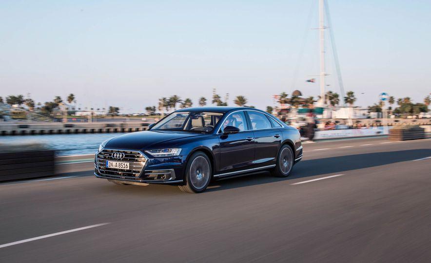 2019 Audi A8 L - Slide 51