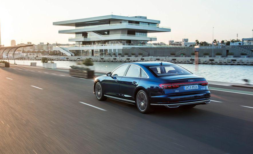 2019 Audi A8 L - Slide 52