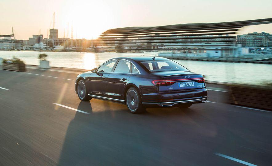 2019 Audi A8 L - Slide 53