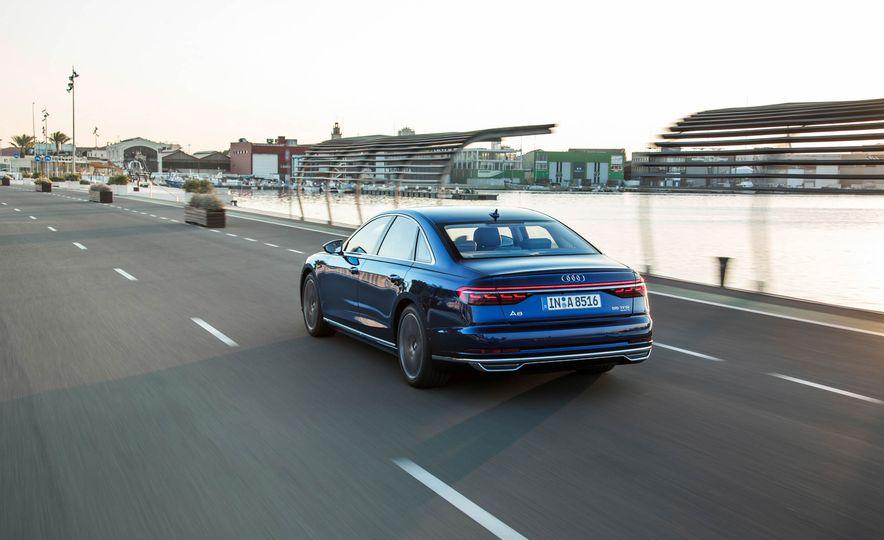 2019 Audi A8 L - Slide 55