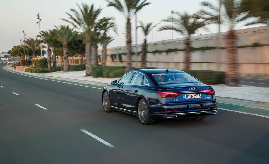 2019 Audi A8 L - Slide 56
