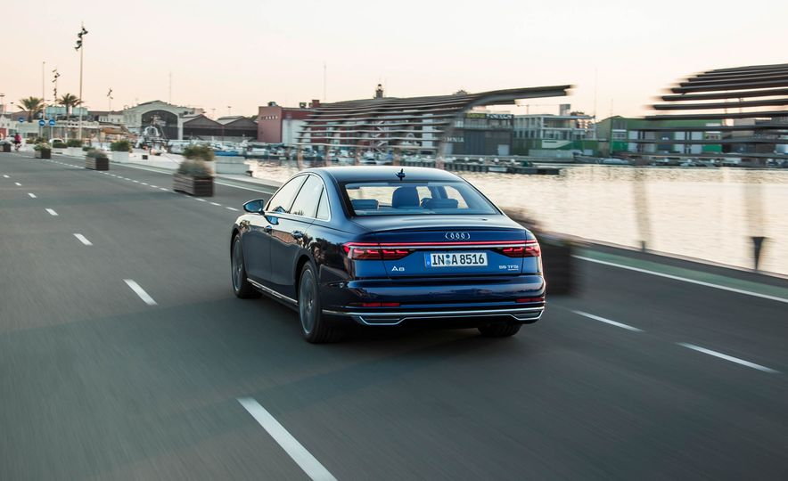 2019 Audi A8 L - Slide 57