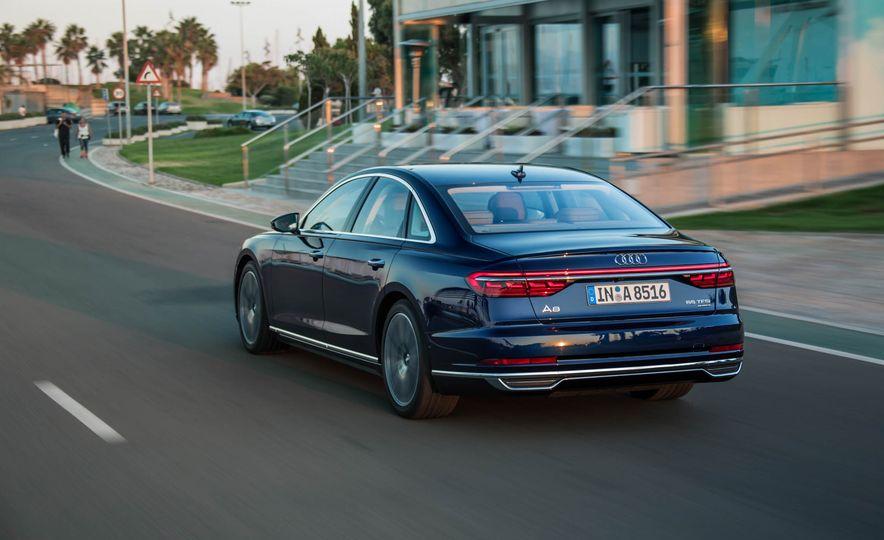 2019 Audi A8 L - Slide 58