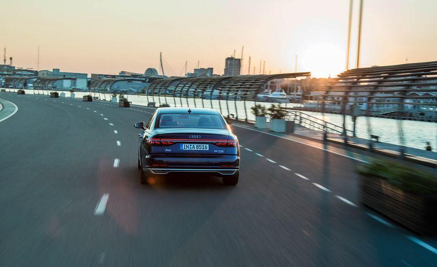 2019 Audi A8 L - Slide 59
