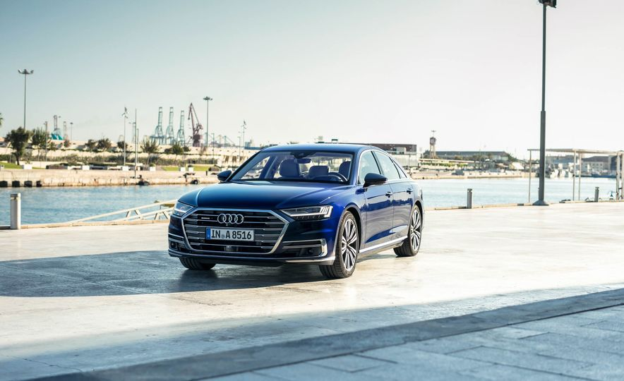 2019 Audi A8 L - Slide 60
