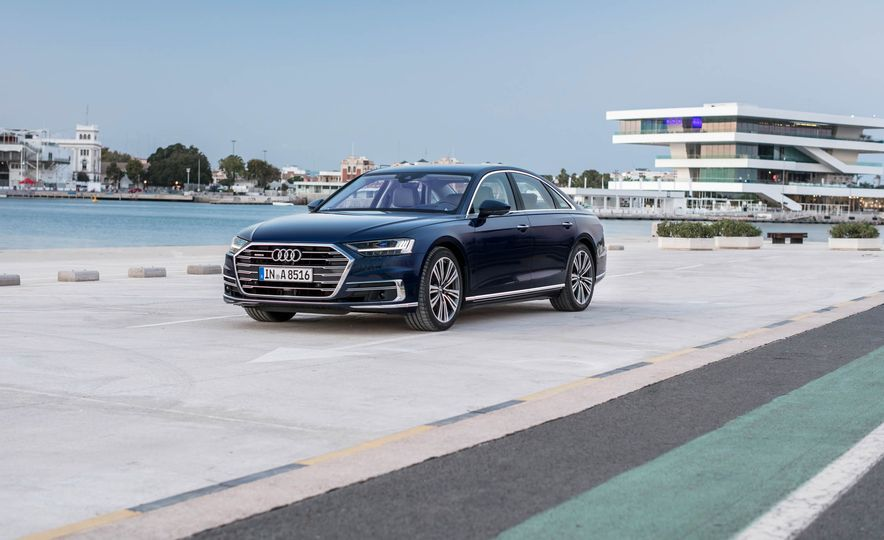 2019 Audi A8 L - Slide 61
