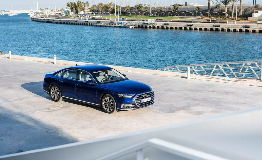 2019 Audi A8 L - Slide 62