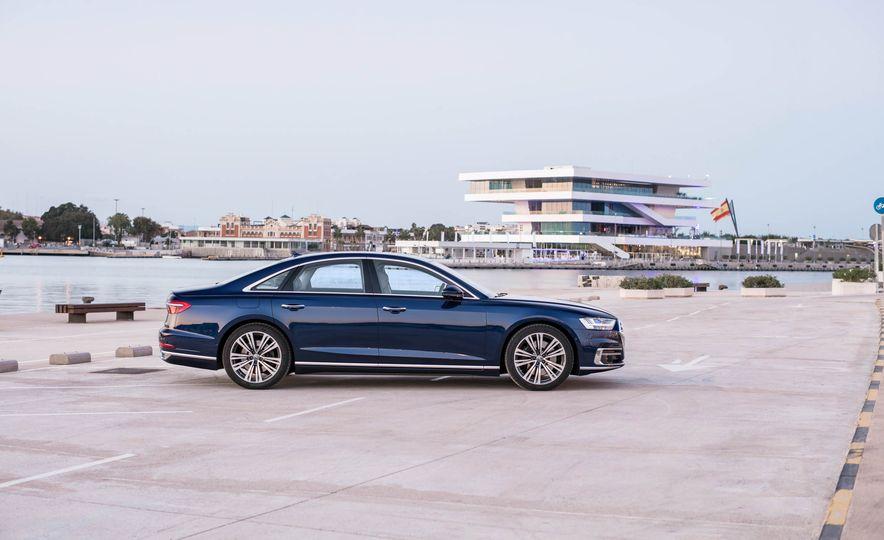 2019 Audi A8 L - Slide 65