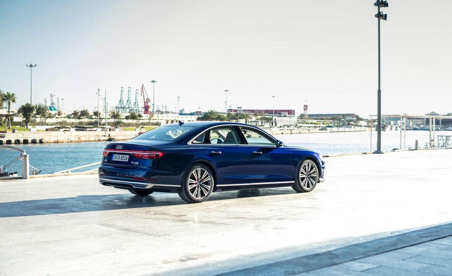 2019 Audi A8 L - Slide 66
