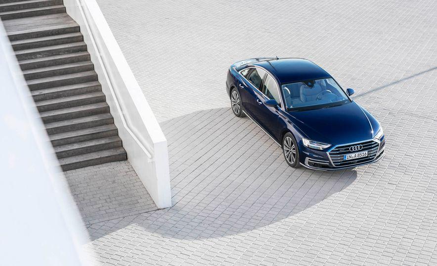 2019 Audi A8 L - Slide 68