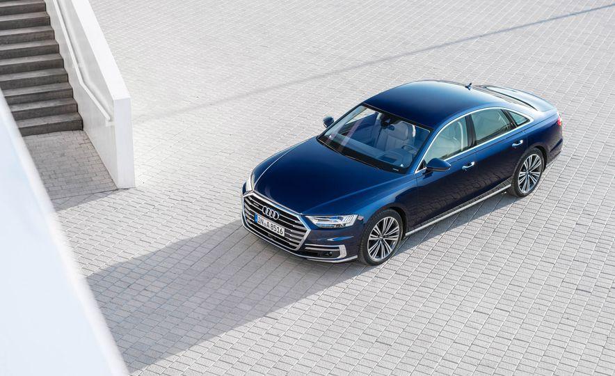 2019 Audi A8 L - Slide 69