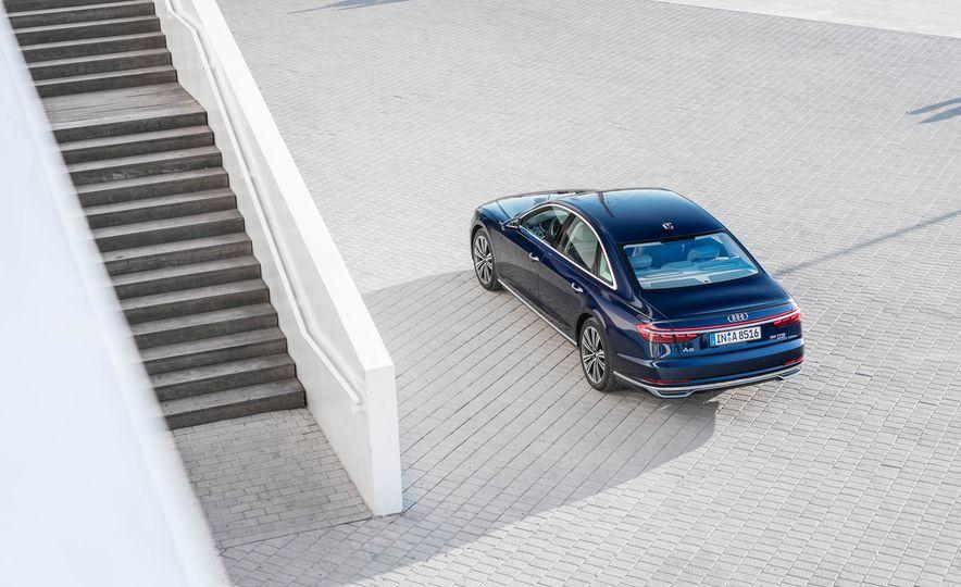 2019 Audi A8 L - Slide 71