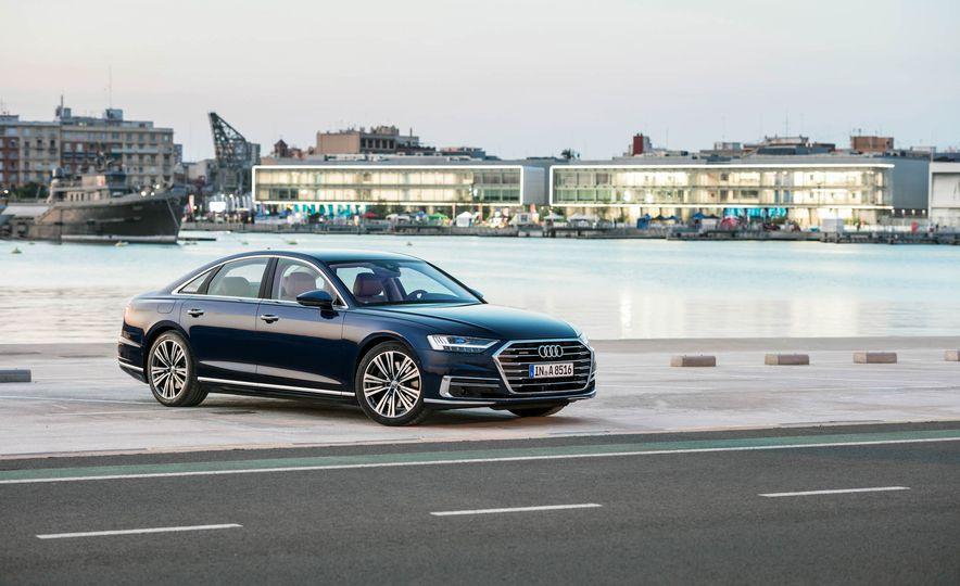 2019 Audi A8 L - Slide 73