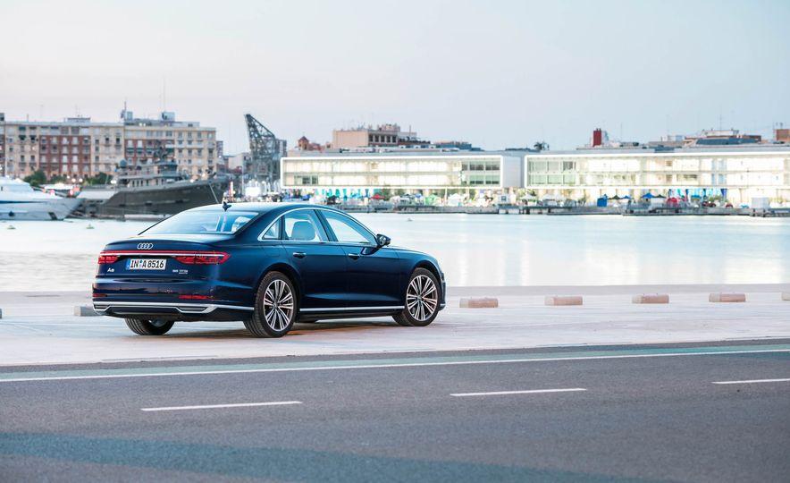 2019 Audi A8 L - Slide 74