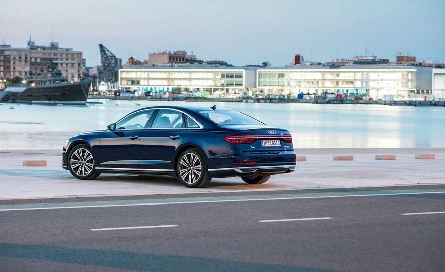 2019 Audi A8 L - Slide 75