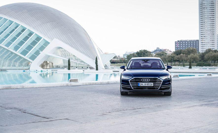 2019 Audi A8 L - Slide 76