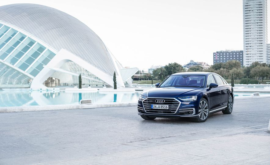 2019 Audi A8 L - Slide 77