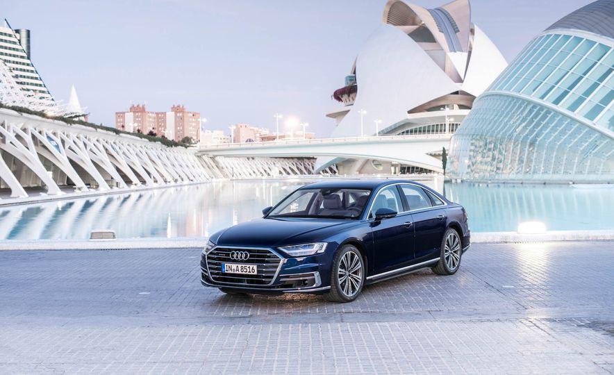 2019 Audi A8 L - Slide 78