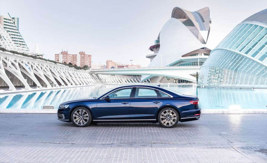 2019 Audi A8 L - Slide 79