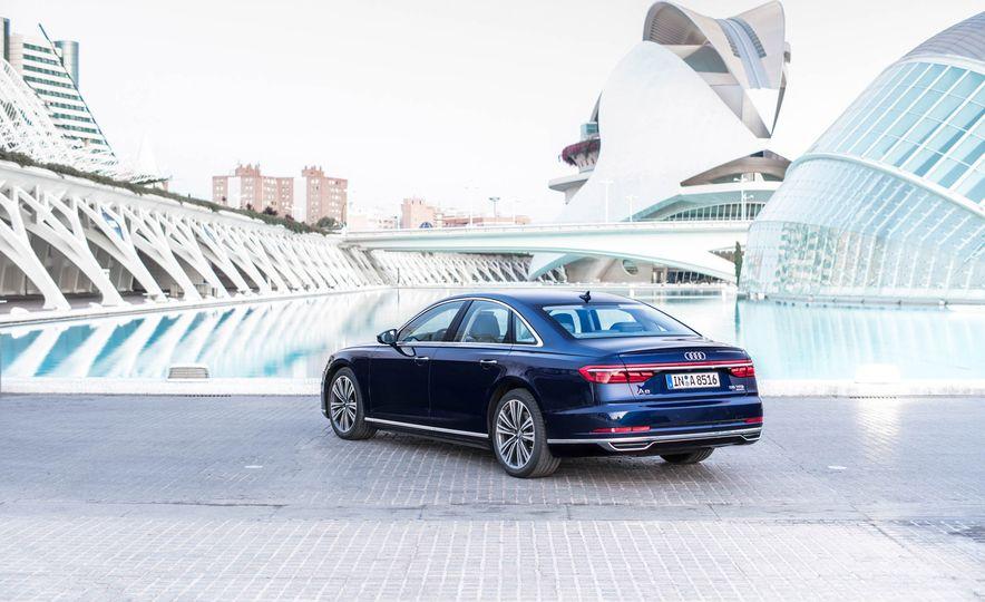 2019 Audi A8 L - Slide 80