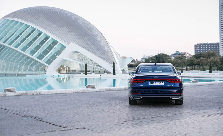 2019 Audi A8 L - Slide 81