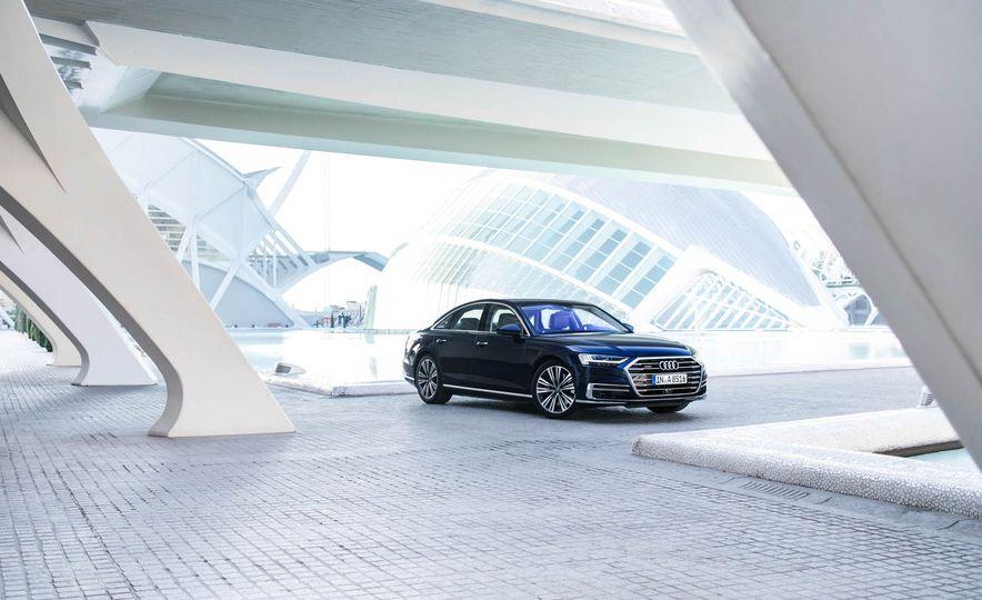 2019 Audi A8 L - Slide 83