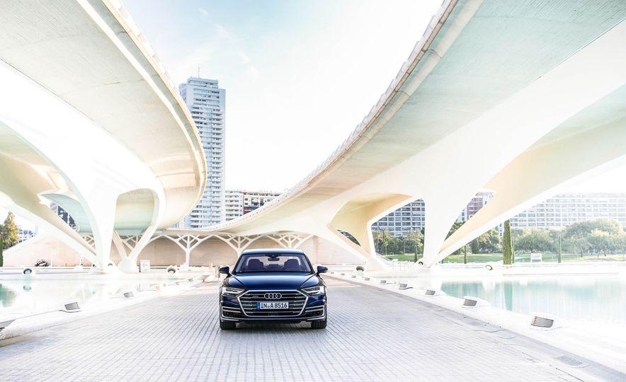 2019 Audi A8 L - Slide 84