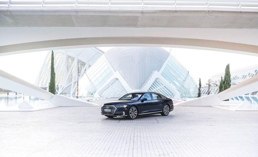 2019 Audi A8 L - Slide 85
