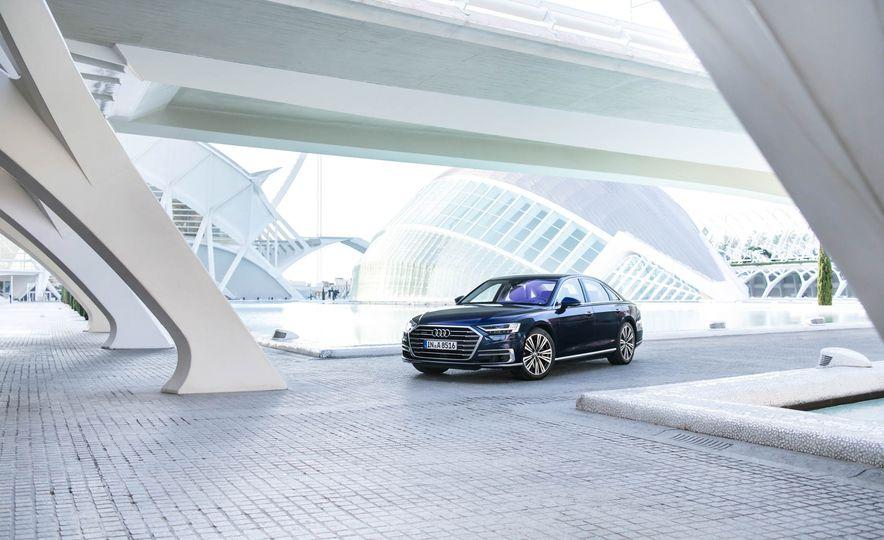 2019 Audi A8 L - Slide 86