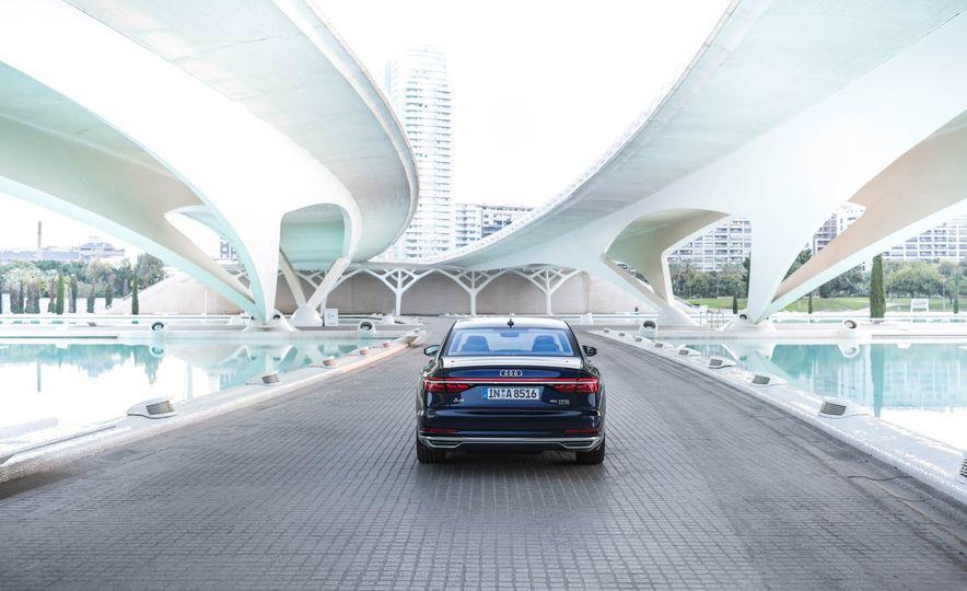 2019 Audi A8 L - Slide 88