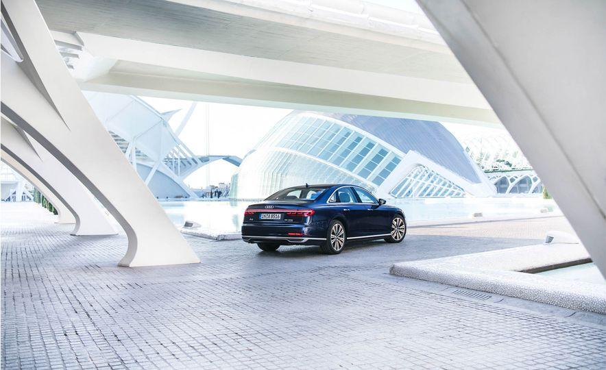 2019 Audi A8 L - Slide 89