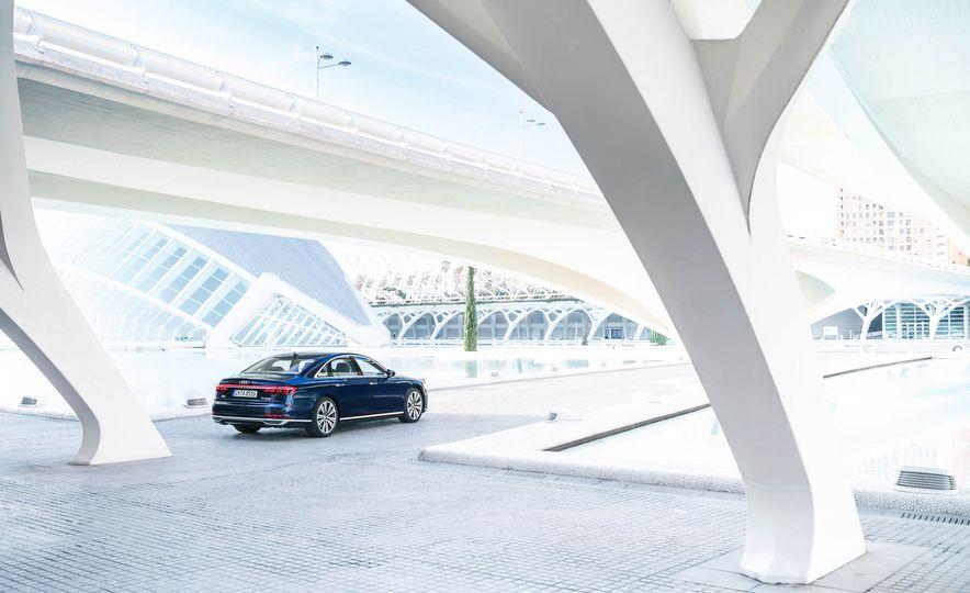 2019 Audi A8 L - Slide 90