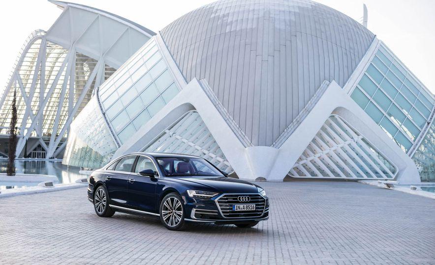 2019 Audi A8 L - Slide 93