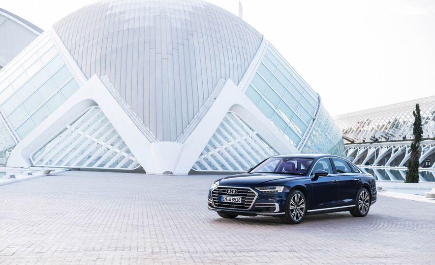 2019 Audi A8 L - Slide 94