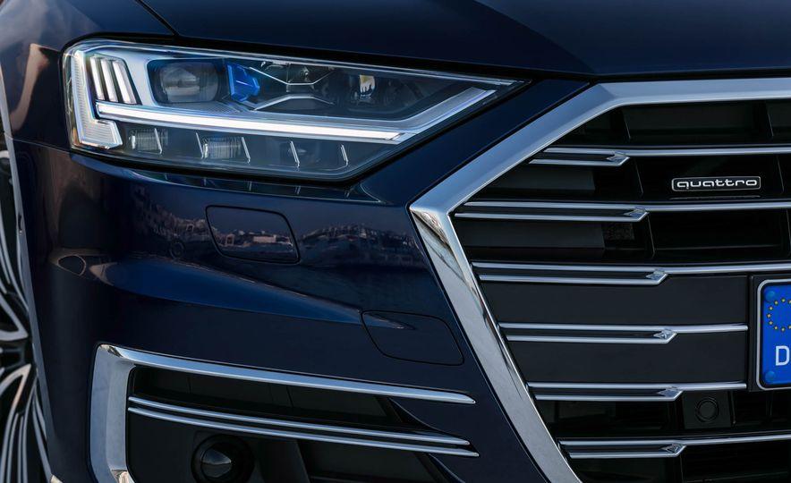 2019 Audi A8 L - Slide 96