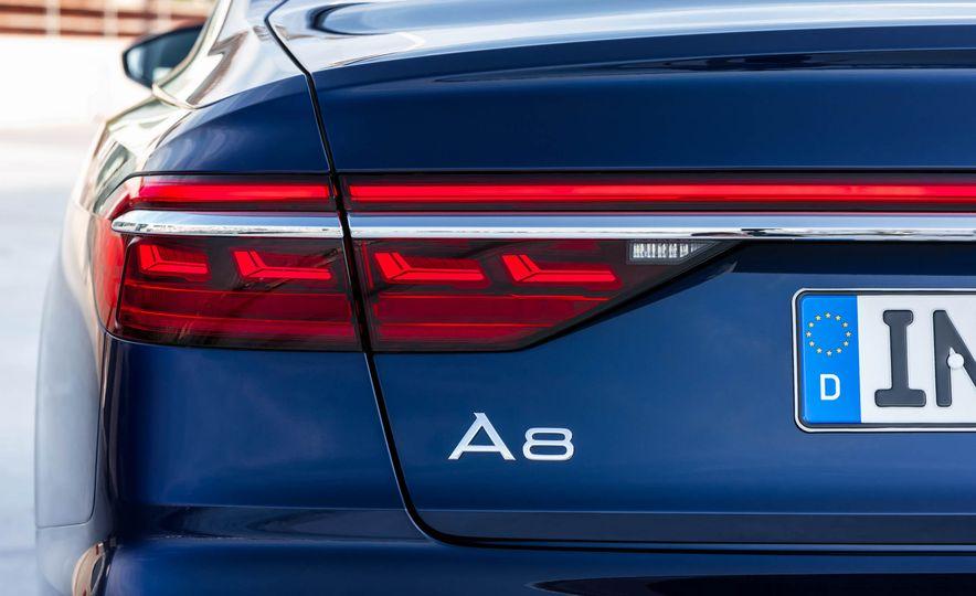 2019 Audi A8 L - Slide 100