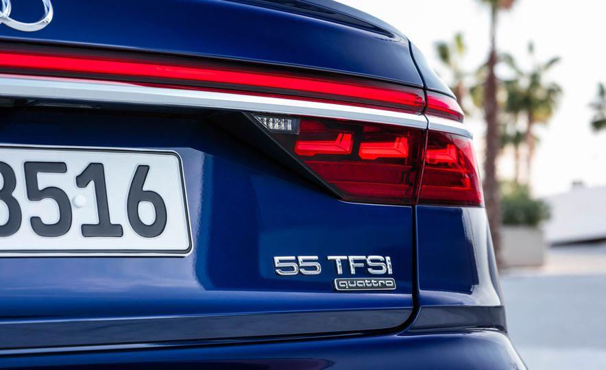 2019 Audi A8 L - Slide 101
