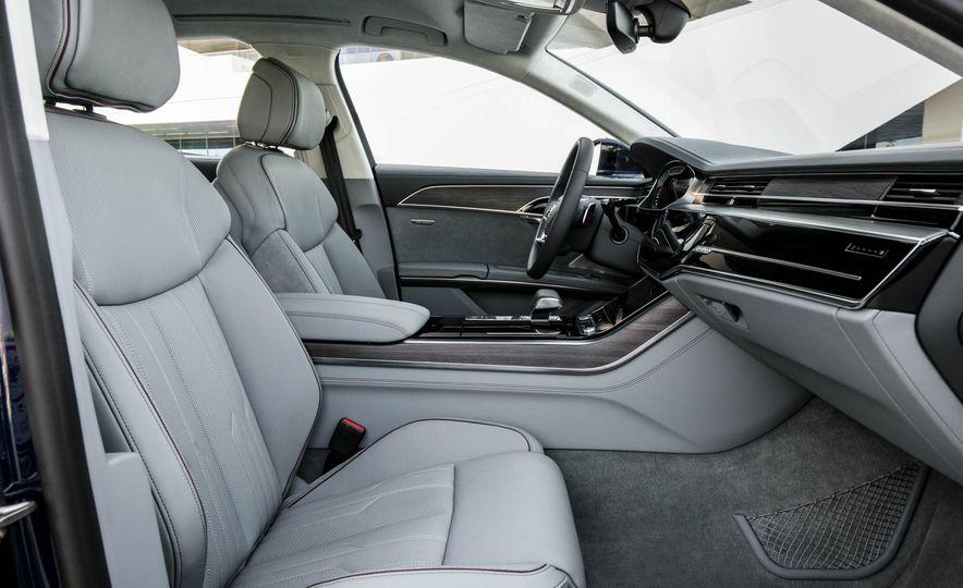 2019 Audi A8 L - Slide 104