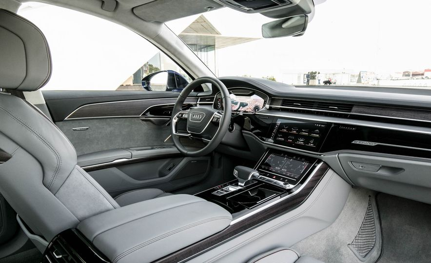 2019 Audi A8 L - Slide 105